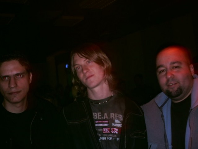 MC Velenje - nastop skupine The Fugitives - 1 - foto