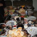 Silvestrska večerja.