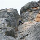 Kruhi v Big wall speed climbing.