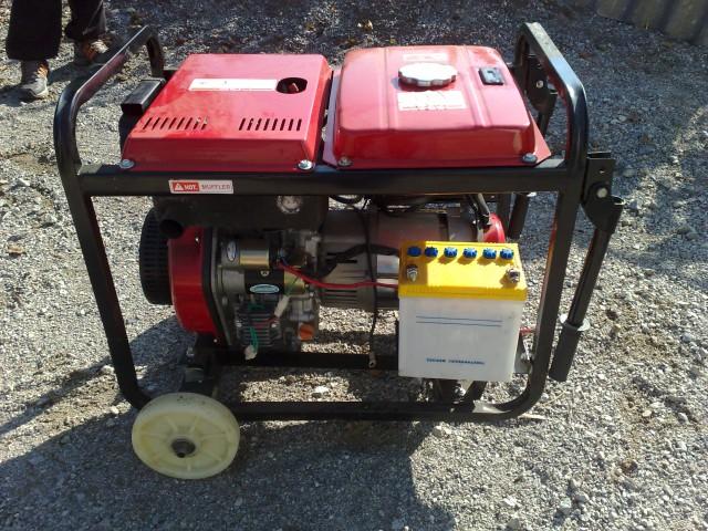 Generator 9kW - foto