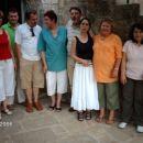 Zima z Bojanom, Bojan, Anamarija, Matjaž, Lisička, Kača, Matilda s sinkom