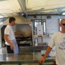 Kapetan in kuhar Robert in njegov brat Sandi