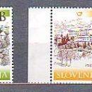 serija gradovi A in B znamka