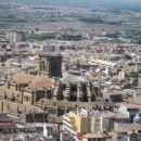 katedrala s ptičje perspektive