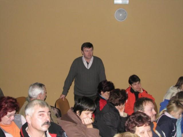 ZBOR ČLANOV - 26. januar 2008 - foto