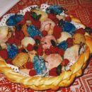 Košara sadja