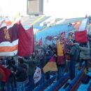 The match about to start...FORZA ROMA!