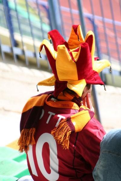 Totti fan