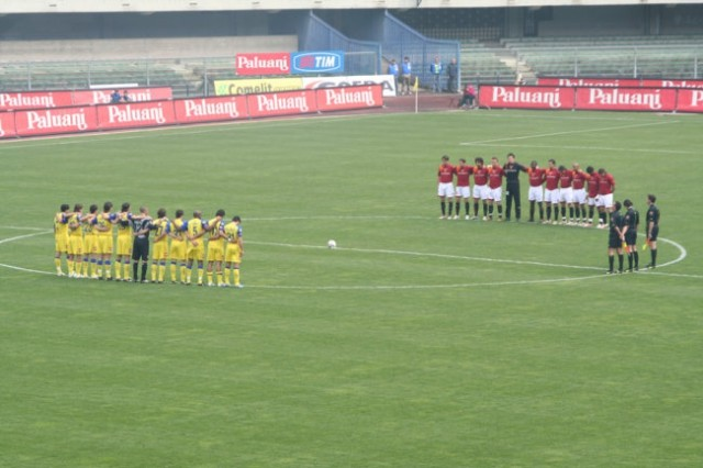 A minute of silence for all the RA members who couldn't come to Verona :)