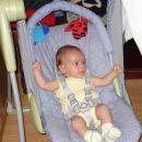 Aidan sa 2 mjeseca