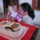 Moj prvi rojstni dan - 17.01.2007