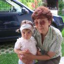 moja babi - junij 2007