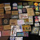 delna zbirka našitkov