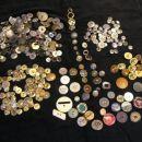 delna zbirka gumbov