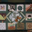 Darilo za Matejo - kvadratke so naredile forumašice