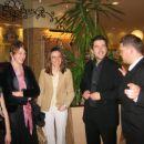 Udeležili smo se charterja RAC Budapest-city in distrikt konference, kjer smo se tudi prvi