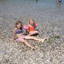 24.6.2006 – na prvi dan počitnic smo peljali otroke iz več številčnih družin na morj