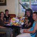 24.6.2006 – na prvi dan počitnic smo peljali otroke na morje v Koper.