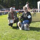 LHASA APSO - samica, razred šampionov - KANAYMA LENAKO - CAC, klubska prvakinja
