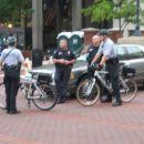 Glavni trg - policja