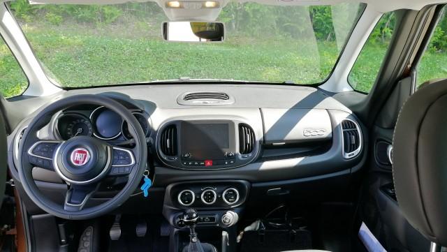 FIAT 500L CROSS - foto
