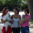 Trish, Mel in nardi.