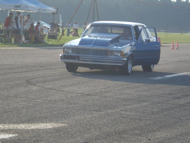 Drag race SG 29.6.08 - foto