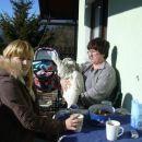 januarja zunaj pijemo kavico