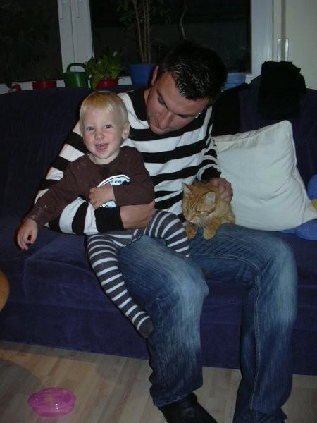 Maj v Nemčiji 18.9.-25.9.2008 (dvanajsti mese - foto