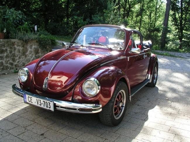 Moj VW 1303 cabrio - foto povečava
