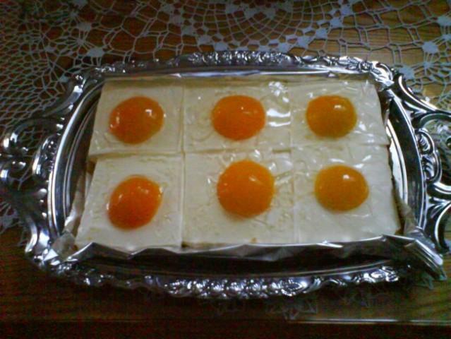 Pecivo jajca na oko
