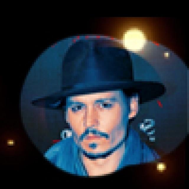 Johnny Depp avatary - foto