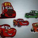 nalepke za blago cars