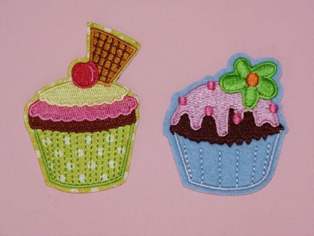 Mafini tortice 6x6cm (se prodaja samo kot komplet, kakor je na fotografiji)