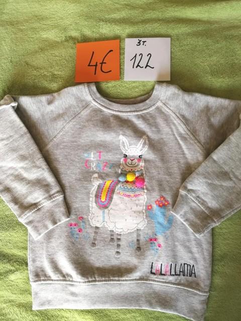 Bombažen pulover 122
