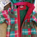 Vetrovke in jakne za deklico