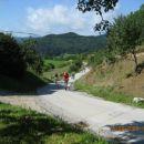 Vzpon na Strnadov travnik 2006