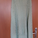 lanena obleka vel L; 20 eur (nova)
