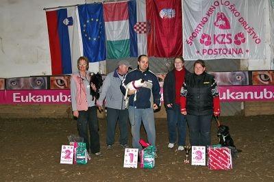 2007-03 Prestranek, Zimski pokal skupno