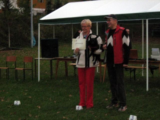 2007-10-27 LJ Brdo, 1. mesto A2-S