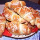 Sezamovi kvašeni kifeljčki