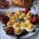 Polnjena jajčka
