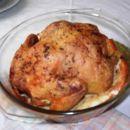 Piščanec pečen na soli