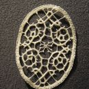 Medaljon v flandrijskem risu