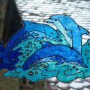 spet delfinčki (lepljive barve)
